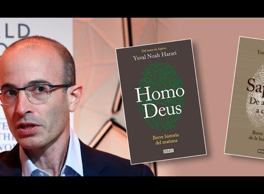 """EL """"HOMO DEUS"""" DE HARARI ANTES Y DESPUÉS DE LA PANDEMIA"""