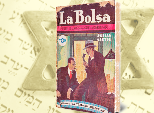 HISTORIA DEL ANTISEMITISMO EN ARGENTINA