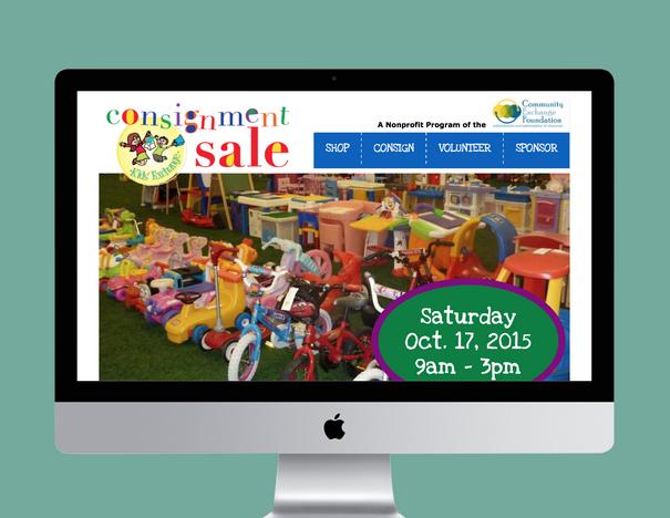 Kids' Exchange Consignment Sale Website
