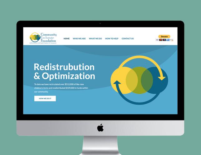 Community Exchange Foundation Website