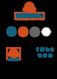 SERAC Brand Board