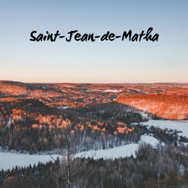 Municipalité de Saint-Jean-de-Matha par Simon Laroche