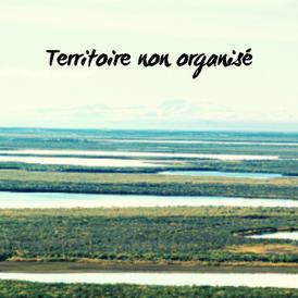 Territoire non organisé