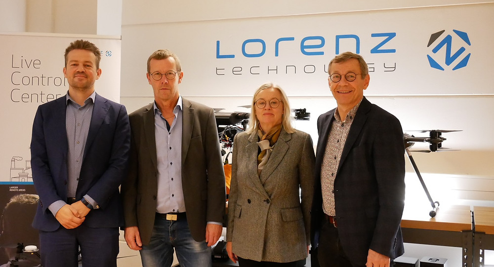 Board of directors at Lorenz Technology