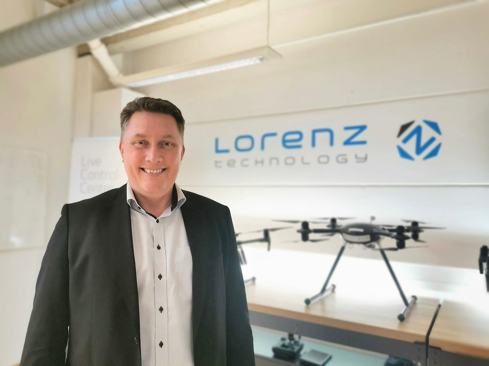 Ralf Astrup as new board member for Lorenz Technology