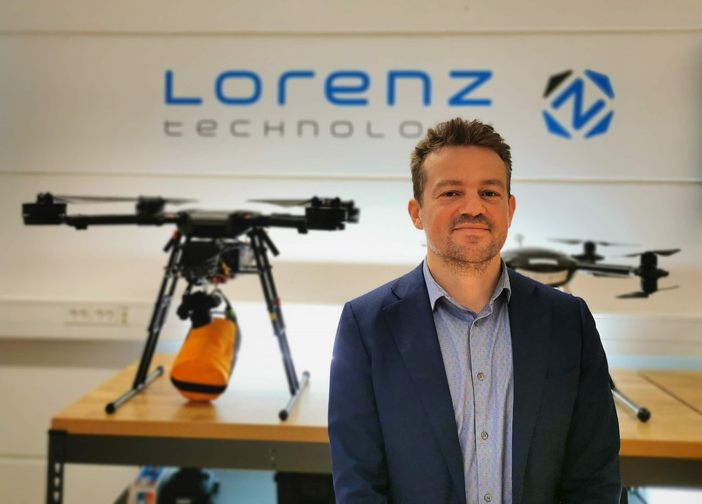 Esben Østergaard at Lorenz Technology