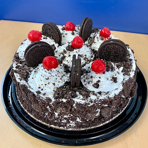 Oreo Ice Cream Cake (serves 8-10)