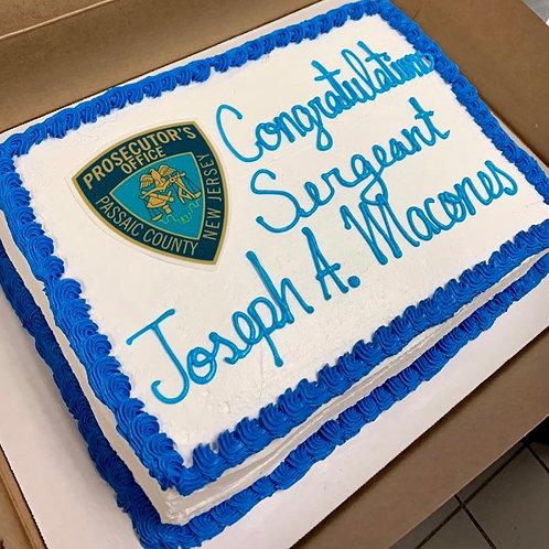 Large Sheet Ice Cream Cake (serves 28-36)