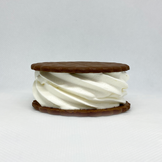 Vanilla Saucers (6 Pack)