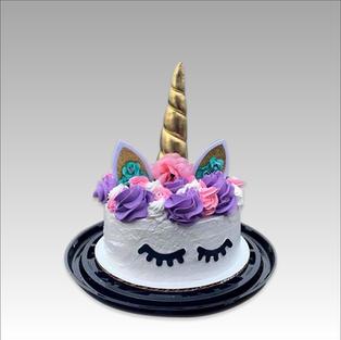"""8"""" Unicorn Cake"""