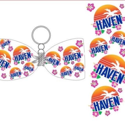 Custom Haven Keychain