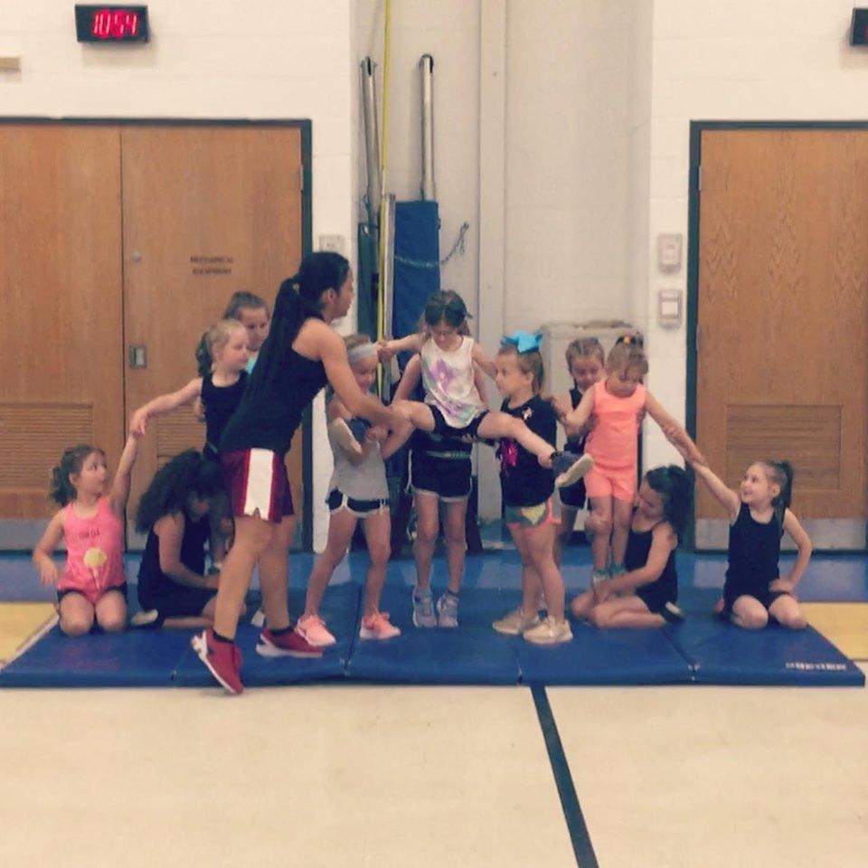 Avella Little Squad Choreography2019