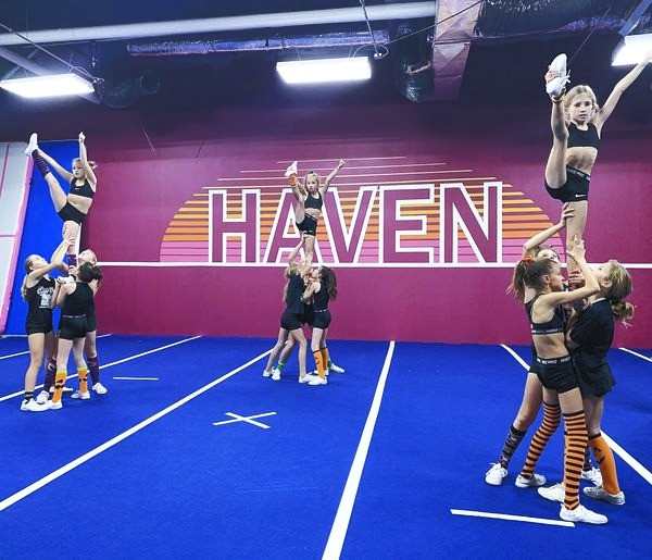 Cheer Haven Paradise