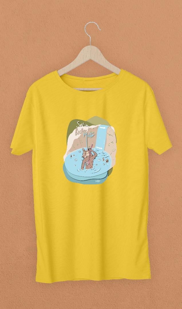 T-shirt Sou um Bicho do Mato (2.site).jp