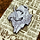 Thumbnail: Evangelion Unit 01 Soft Enamel Pin