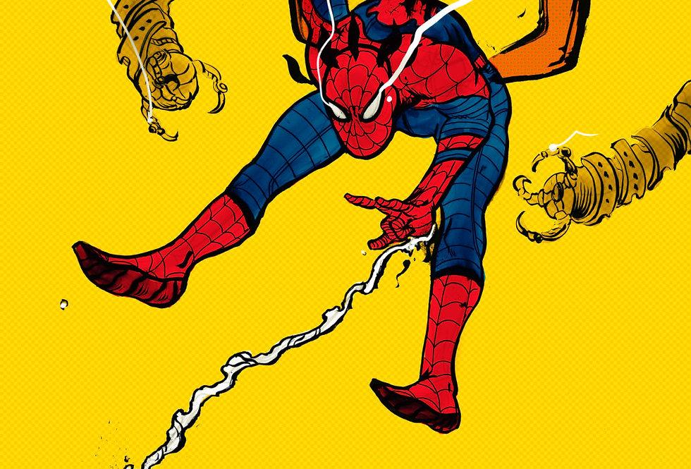 Spider Man Print