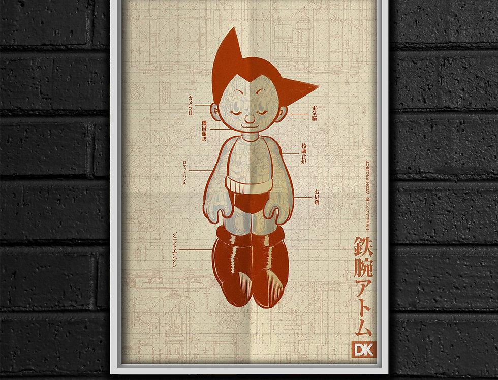 Astro Boy Schematic