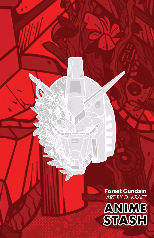 Forest-Gundam-Pantone-White
