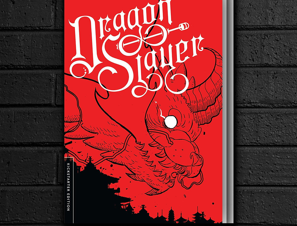 Dragon Slayer: The Collected Edition
