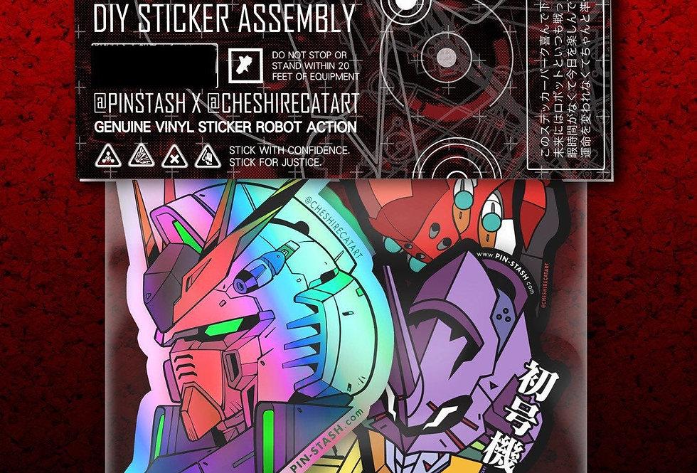 Mechanic Sticker Pack #1