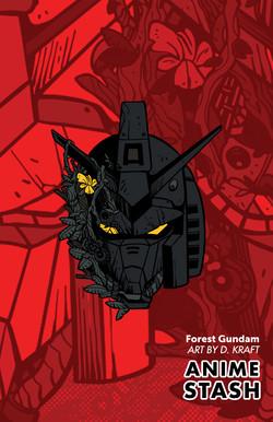Forest-Gundam-Pantone-Obsidian