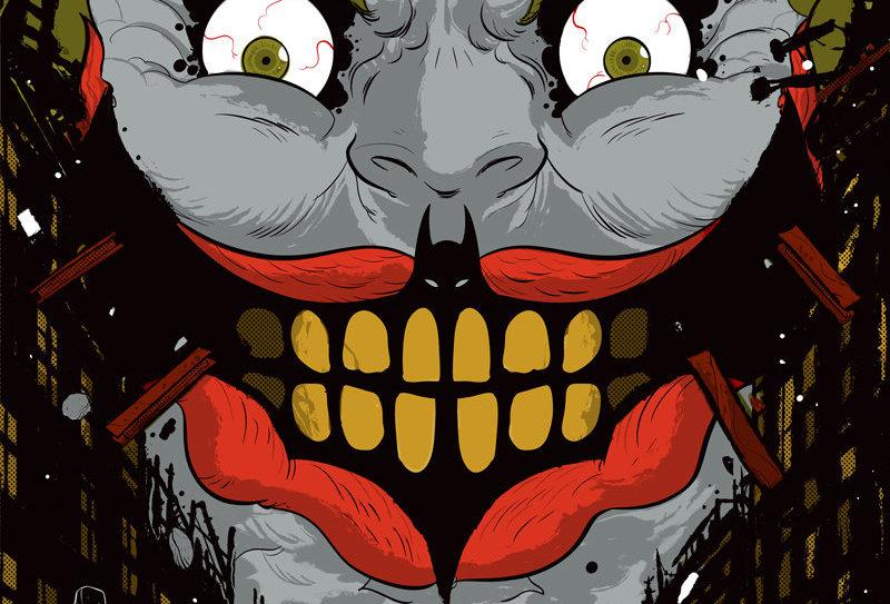 Death of the Family Joker Print