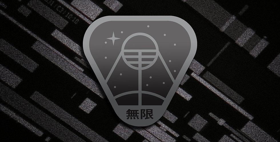 Sputnik Space Soft Enamel Pin