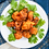 Thumbnail: Thai Cauliflower Wings, Pork Stir Fry, Scallion Rice & Mango Pudding