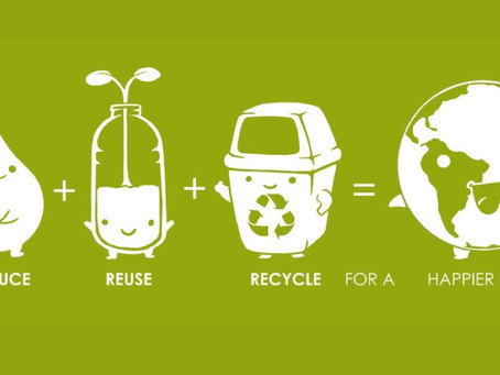 Reduce, Reuse, Recycle...the Cresthill Competition!