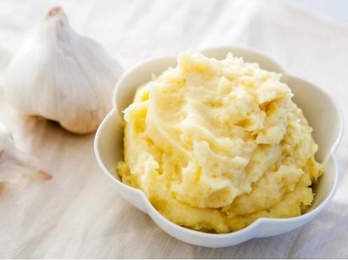 Roasted Mashed Potatoes,Chicken Marsala