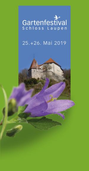 Gartenfestival im Schloss Laupen
