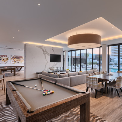 Roof Deck Clubhouse