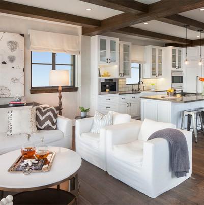 Main Living + Kitchen