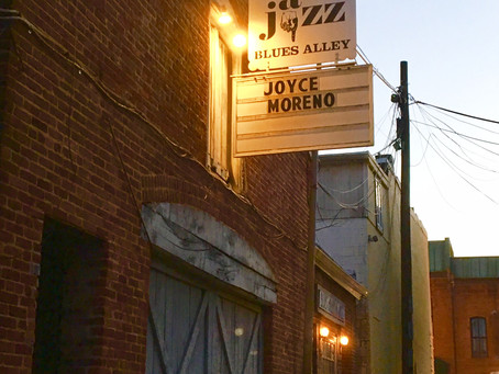Step Back In Time At Blues Alley