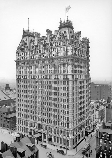 BELLEVIEW STRATFORD HOTEL PHILA., PA 1905 img#100816