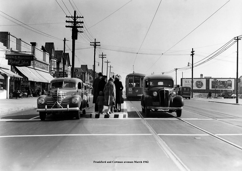 COTTMAN AND FRANKFORD AVES PHILADELPHIA, PA 1942 img#100739