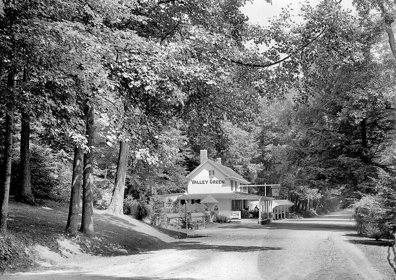 VALLEY GREEN INN PHILA., PA 1909 img#100823