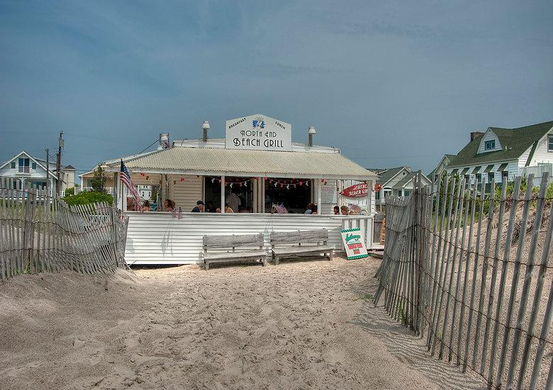 NORTH END BEACH GRILL OCEAN CITY, NJ img#100639