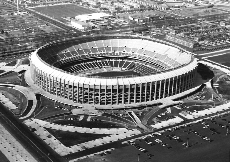 VETERANS STADIUM PHILADELPHIA PA APRIL 22, 1971 img#100810