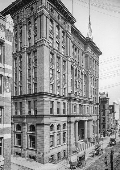THE BOURSE BUILDING PHILA., PA 1904 img#100817