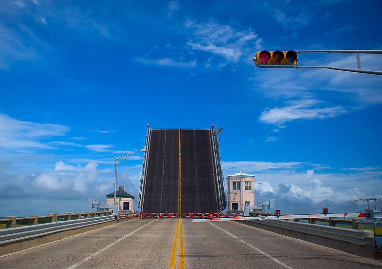 NINTH ST. BRIDGE'S FINAL OPENING, OCEAN CITY NJ