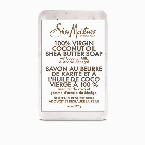 100% VIRGIN COCONUT OIL DAILY HYDRATION BAR SOAP