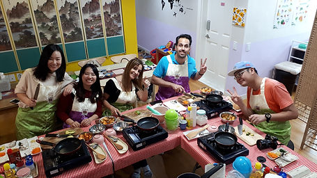 Hello K Korean Cooking Class in Seoul