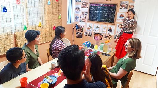 Hello K Korean Cooking Class in Seoul Best Food In Seoul