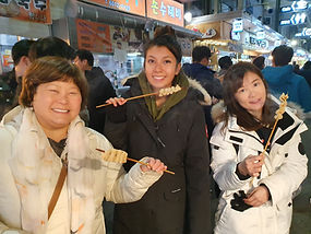 mangwon market tour korean cooking class in seoul