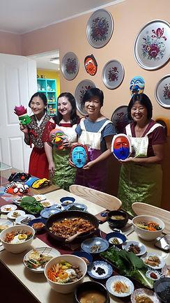 Hello K Korean Cooking Class in Seoul
