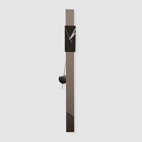 שעון מטוטלת - מלבן שחור
