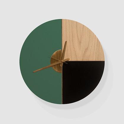 שעון וירג׳יניה ירוק