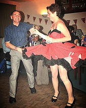 Bucks Jive dance lessons and Rock and Roll events