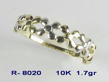 10K Gold Rings